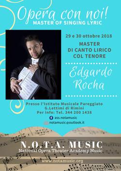Master Edgardo Rocha