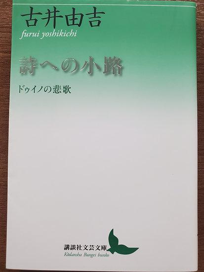詩への小路 ドゥイノの悲歌
