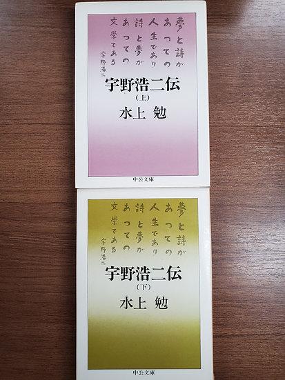 宇野浩二伝 (上・下)