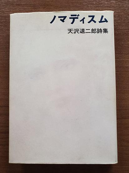 ノマディスム 天沢退二郎詩集