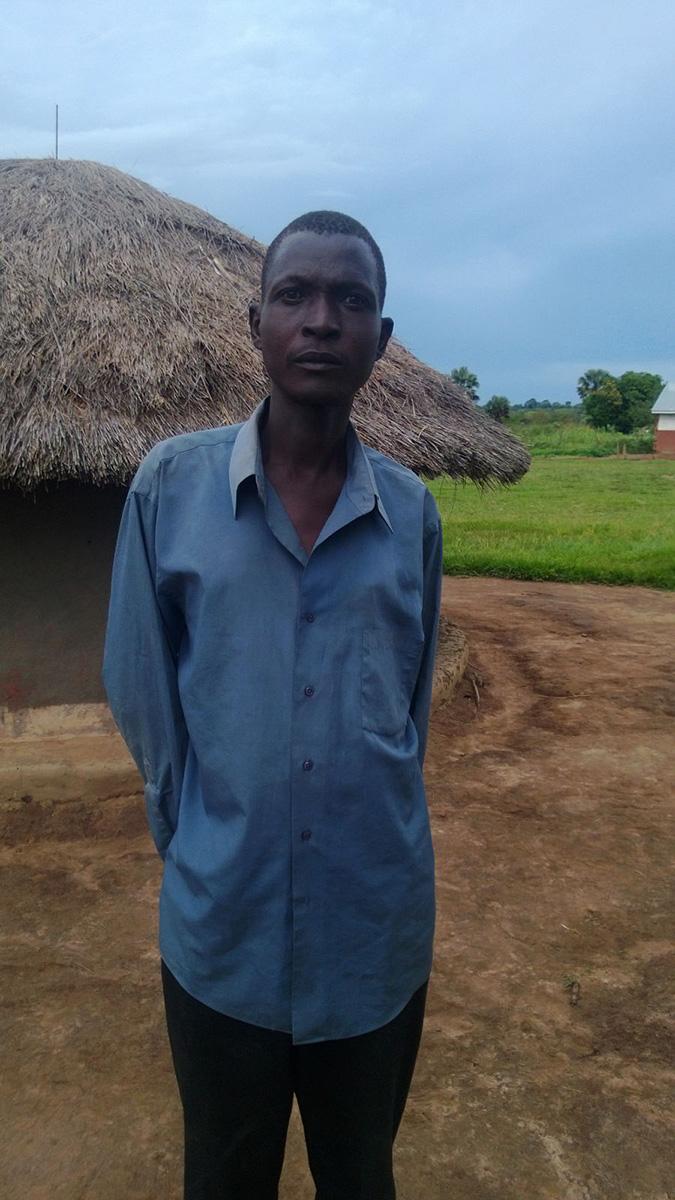 Mr.Oringa Geoffrey