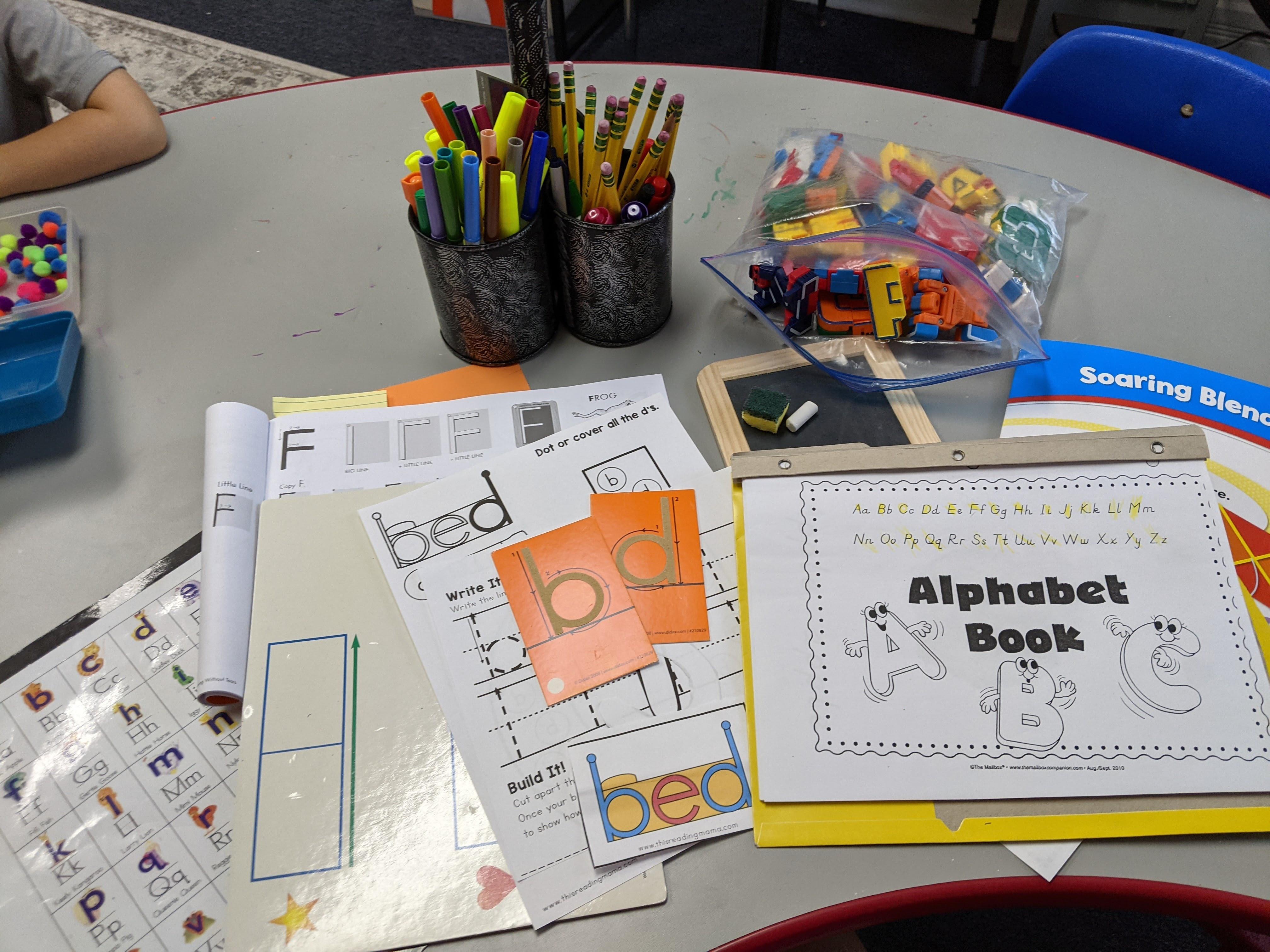 Kindergarten Prep (Friday Morning)