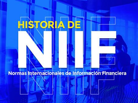 Historia de NIIF