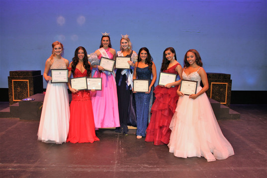 2019 titleholders and award winners