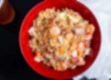 MSH_KEEKSeggrollWings_shrimp_fried_rice_