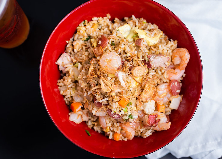 MSH_KEEKSeggrollWings_shrimp_fried_rice_