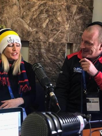Radio Commentary