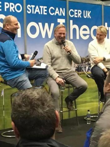 Scottish Golf Show Theatre