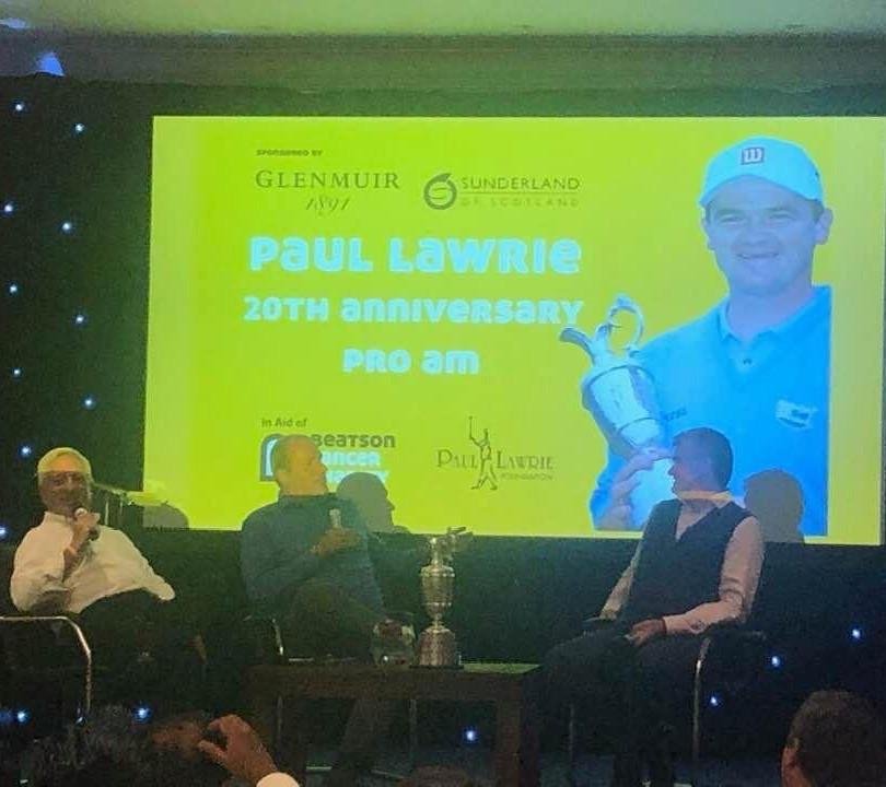 Paul Lawrie Q&A
