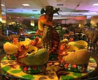 Dinosaur Carousel - Wonder of Dinosaurs