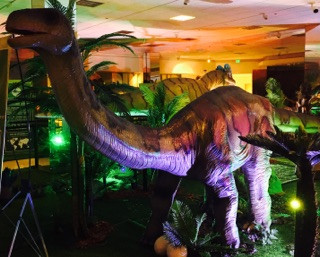 Apatosaurus - Wonder of Dinosaurs