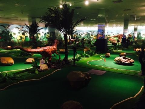 Dinosaur Golf 2 - Wonder of Dinosaurs