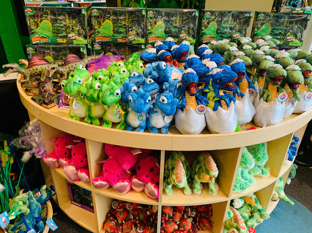 Dinosaur Toy store