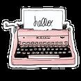 kisspng-paper-typewriter-drawing-illustr