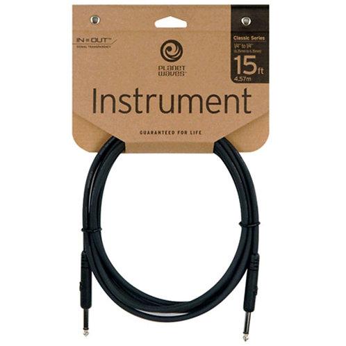 Extension D'ADDARIO 15'  para Instrumentos