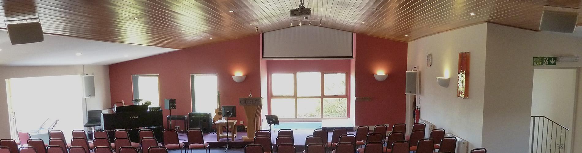 Craigalbert Church, Cumbernauld.