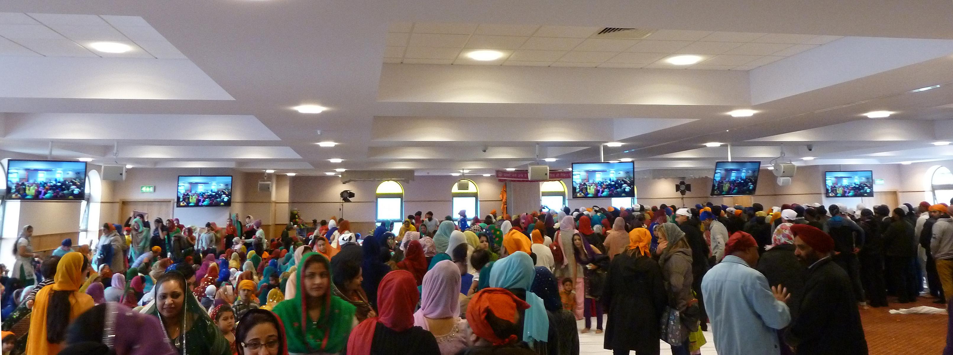 Gurdwara Guru Granth Sahib, Glasgow