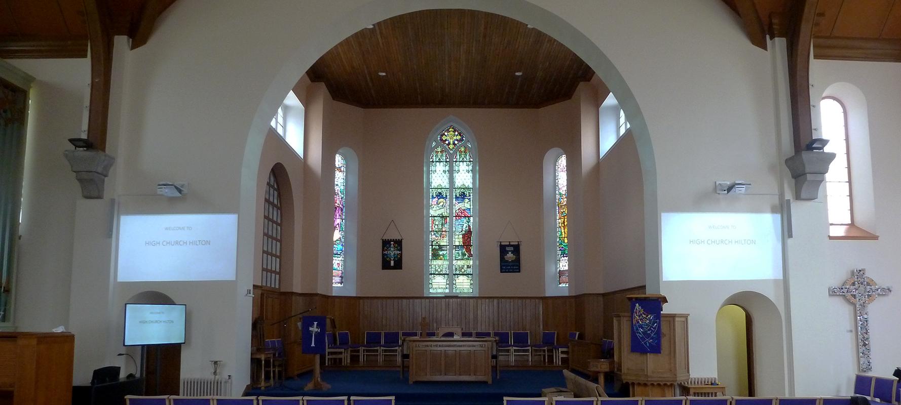 High Church, Hilton, Aberdeen