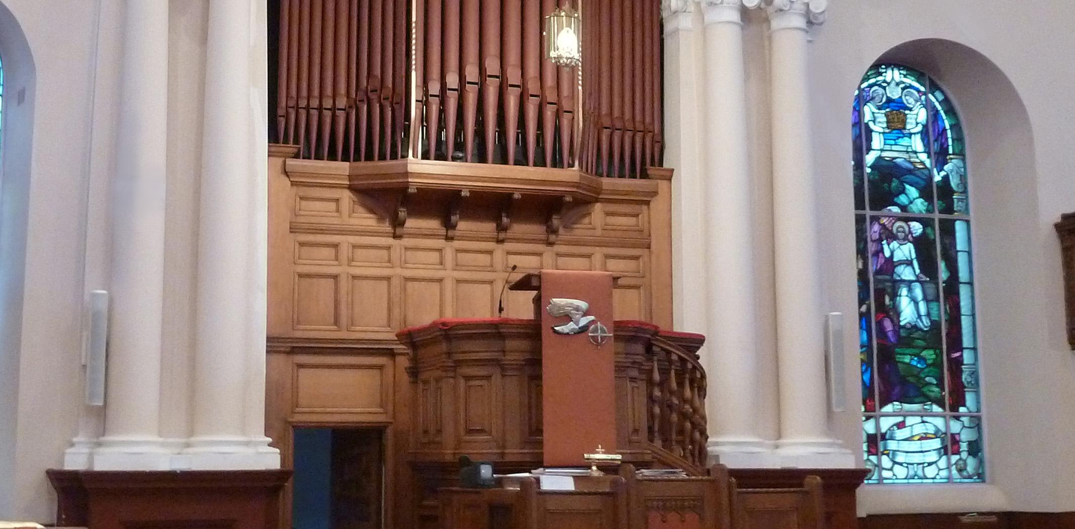 Oakshaw Trinity Church, Paisley