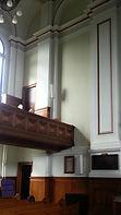 Wellington Church TOA SR series and Tannoy i9
