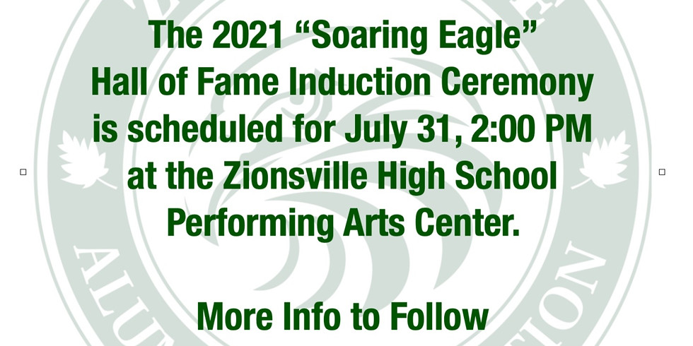 Soaring Eagle Hall of Fame Induction Ceremony