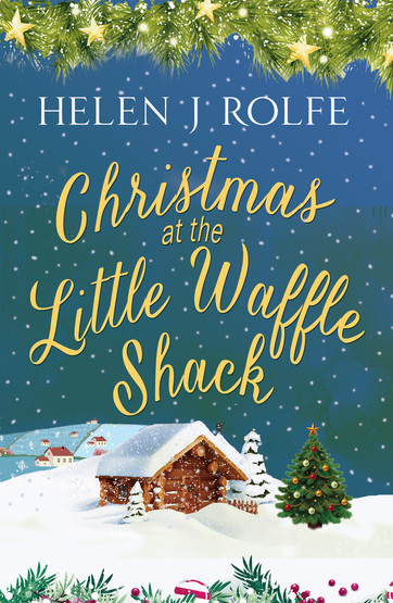 CHRISTMAS AT THE LITTLE WAFFLE SHACK_FRO