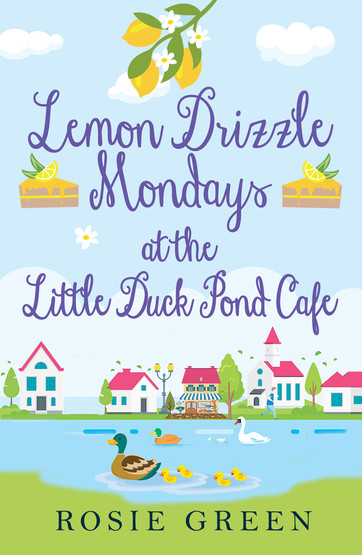 LEMON DRIZZLE AT DUCK POND CAFE _FRONT_R