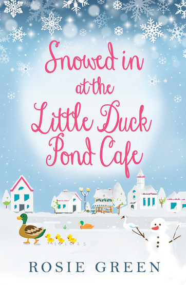 SNOWED IN AT THE LITTLE DUCK POND CAFE_F