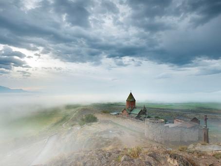 In search of Noah's Ark in Armenia
