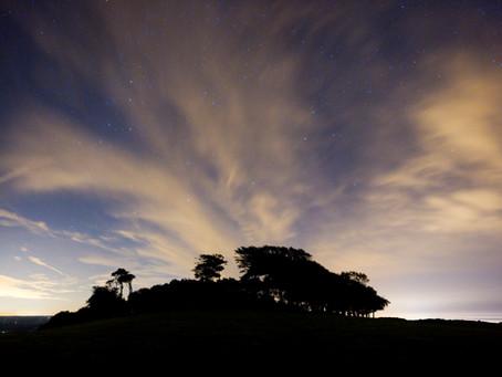 A Supernatural Night on Chanctonbury Ring