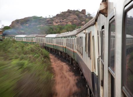 A Ride on Kenya's 'Lunatic Express'