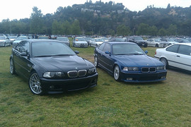 M SHOW AT BIMMERFEST