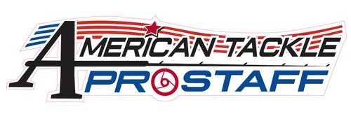 """ProStaff American Tackle 24"""" Decal"""