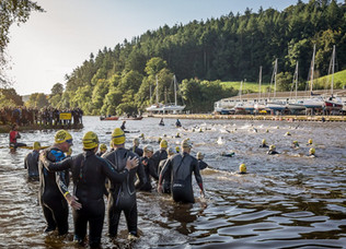 A Decade of Marathon Swimming