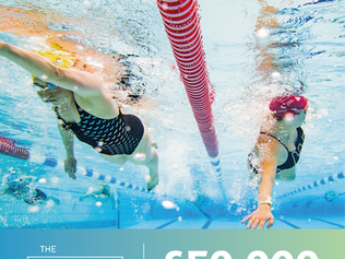 Grants from the Swimathon Foundation's COVID-19 Relief Fund