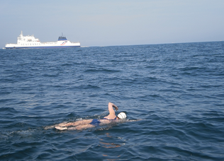 Just 365 days left to swim the Channel