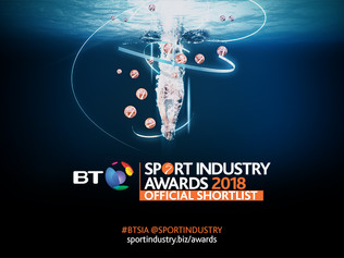 MARATHON SWIMS SHORTLISTED FOR TOP INDUSTRY AWARD