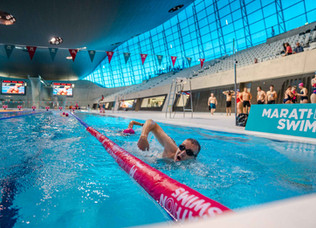 We are now part of the Swimathon Foundation family