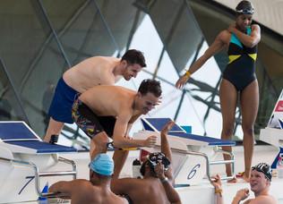 Launch of Swim England