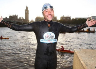 A History of Marathon Swimming in London