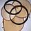 Thumbnail: Thin Silicone Magzalea Fundraiser Bracelet