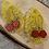 Thumbnail: Resin Flower Earrings