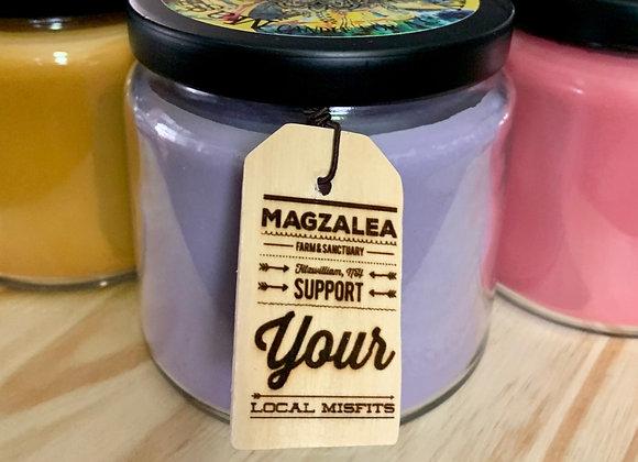 16 oz Soy Jar Candles
