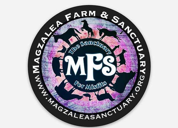 "MFS 3""x3"" Magzalea Magnet"