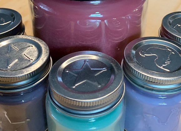 2 oz Baby Soy Jar Candles