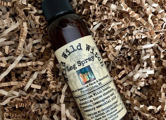 4 oz Wild Witch Natural Leg Spray