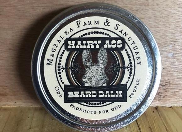 2 oz Hairy Ass Beard Balm Tin