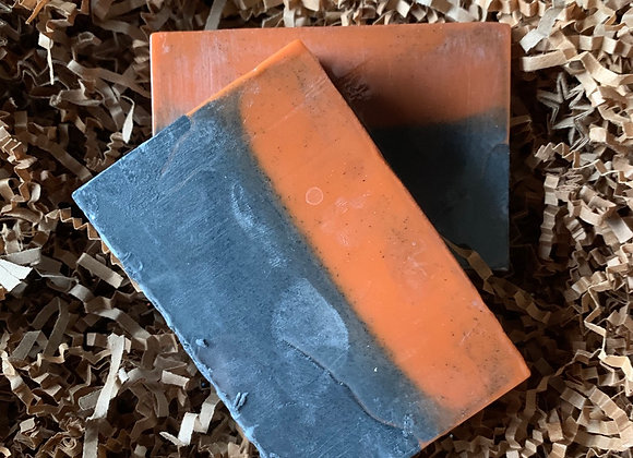 Large Detox Soap, Charcoal or Charcoal Clay