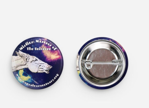 """1.25"""" Masters of the Universe Button"""