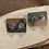 Thumbnail: 8mm Amethyst Stud Earrings